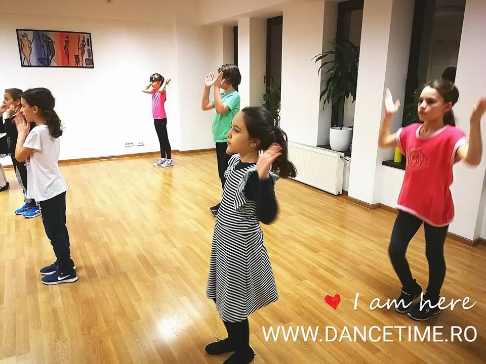 cursuri dans copii - Scoala de dans pentru copii DAnce Time - lectii dans pentru copii in Bucuresti
