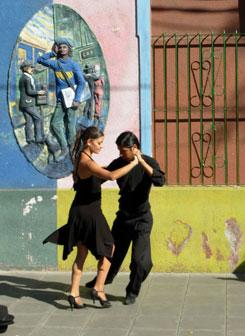 pasi de tango