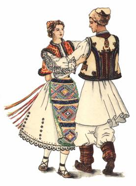 pasi de dans popular , dansuri populare bucuresti
