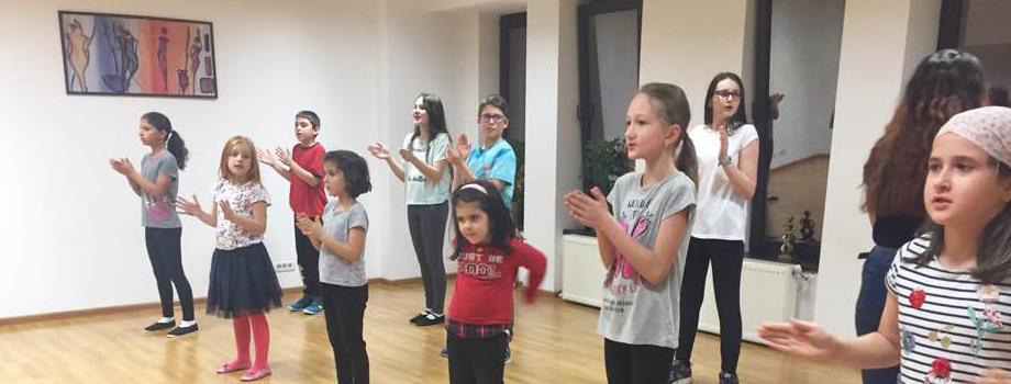 Cursuri de dans copii si parinti